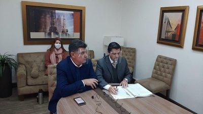 Efraín Alegre recusa al fiscal Edgar Sánchez por falta de objetividad