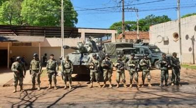 Contagiados por contacto con el militar que dio positivo al coronavirus asciende a 21