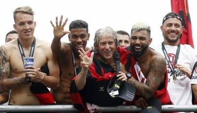 HOY / El portugués Jorge Jesus renueva con el Flamengo por un año