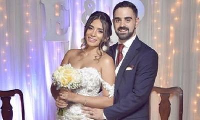 Eli Ozorio celebra tres meses de casada