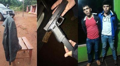 Detienen a presuntos hermanos homicidas en la Colonia Santa Clara – Prensa 5