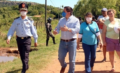 """HOY / Gobernador de Paraguarí ante contagio masivo: """"Esperamos contener en poco tiempo"""""""