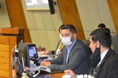 Pedro Alliana es reelecto como presidente de la Cámara de Diputados
