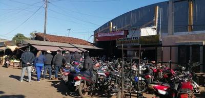 Comuna cede a restricciones en el Centro Comercial N° 1 – Prensa 5