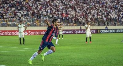 Monumental empate de Cerro Porteño
