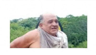 Apareció Don Andrés, estaba desaparecido en la isla Yacyretá desde el lunes