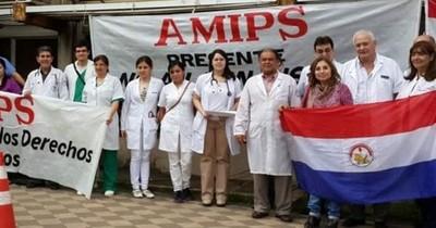 Médicos del IPS rechazan proyecto para la privatización de servicios