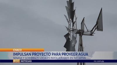 PROGRAMA BUSCA IDENTIFICAR COMUNIDADES Y TECNOLOGÍAS APROPIADAS DE AGUA Y SANEAMIENTO PARA EL CHACO