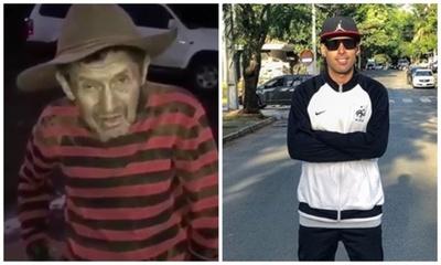 """Edgar Camarasa  se declara """"fan del fenómeno Tio Fidel"""""""