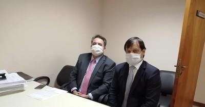 Tapabocas de oro: Anulan arresto de ex titular de Dinac