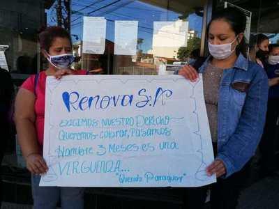 Responsabilizan el MTESS por atropellos laborales contra trabajadoras de limpieza