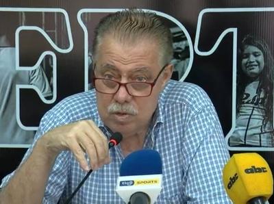 """""""A nadie le conviene que el fútbol pare"""", señala Di Tore"""
