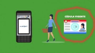 Pytyvõ paga con billetera electrónica, cuenta bancaria y tarjeta cédula (vencida no sirve)