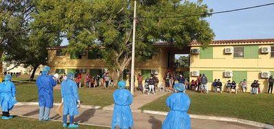 Misiones; 39 compatriotas provenientes del Brasil dieron positivo al COVID-19 en el G4 de Ayolas