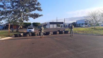 Intensifican cierre de fronteras, dice Abdo Benítez