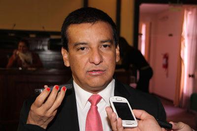 Romero Roa accionará ante la Corte Suprema contra su remoción del JEM