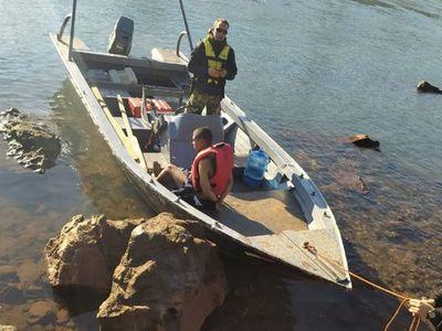 Control fronterizo: Un brasileño y un libanés fueron detenidos en CDE