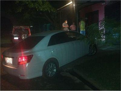 Delincuentes roban G. 50 millones a comerciante en San Lorenzo