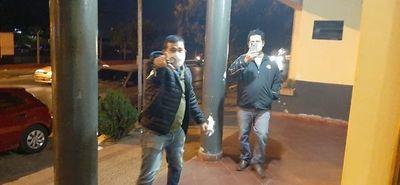 Comunicador denuncia amedrentamiento de parte de un político en Ñemby