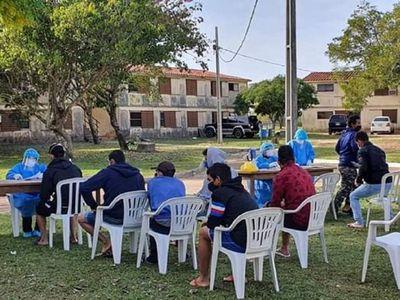 En Misiones 39 connacionales dieron positivo a Covid-19 en un solo albergue