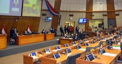 Pedro Alliana es reelecto por tercera vez presidente de la Cámara de Diputados