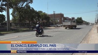 PRESIDENTE DE PARAGUAY TOMA COMO EJEMPLO AL CHACO FRENTE AL COVID-19