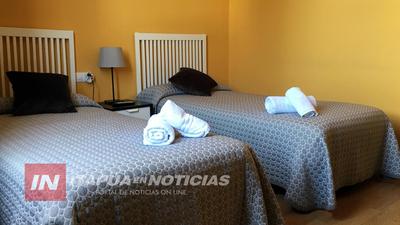 HOTEL SALUD SE ESTÁ APLICANDO CON ÉXITO EN ITAPÚA