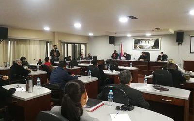 Declaran de interés departamental instalación de UTI en Franco