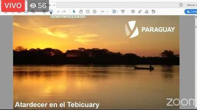 """Ciclo de webinars """"Destinos turísticos del Paraguay"""" abre el camino a la reactivación del turismo interno"""