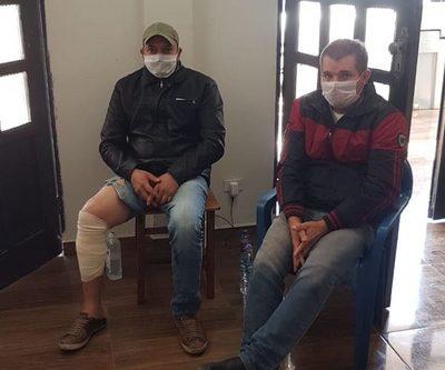 Caen detenidos dos brasileños tras  persecución a tiros en el río Paraná – Diario TNPRESS