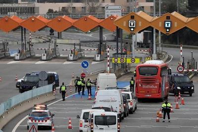 España abrirá las fronteras con Portugal y Francia