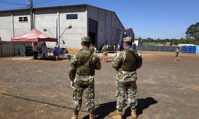 Militar: piden pruebas masivas en Roque González tras aumento de sospechosos
