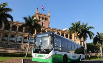 HOY / Un bus eléctrico de línea 12 hará viajes gratuitos mañana viernes