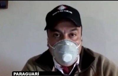 HOY / Fiscal Darío Villagra, sobre imputación contra militar con COVID-19 por violación de la cuarentena sanitaria