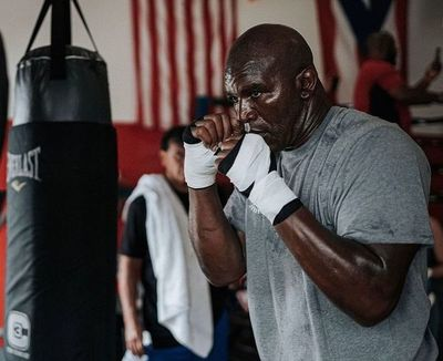 Holyfield quiere pelear contra Tyson