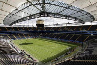 Frankfurt quiere recibir la etapa final de la Champions League