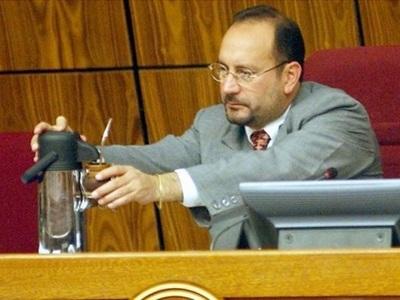 """""""Cachito"""" Salomón es nuevo presidente del Senado"""