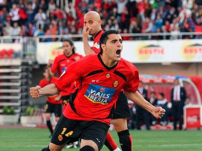Los mejores goles de Daniel Güiza en la Liga española