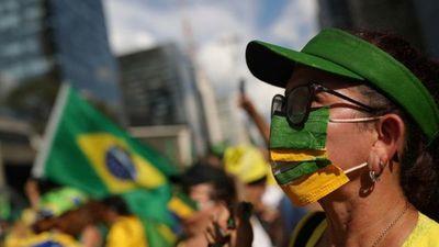Brasil registró más de 1.200 muertes por COVID-19 en las últimas 24 horas