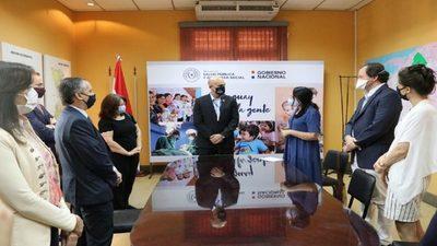 Fundación dona insumos por más de US$ 140 mil para luchar contra el virus