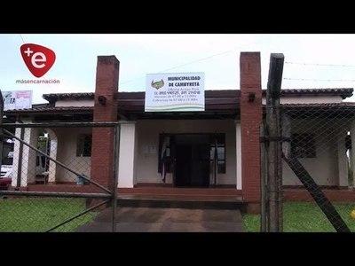 RETOMAN ATENCIÓN EN OFICINA MUNICIPAL DE ARROYO PORÁ