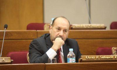 Salomón es electo como nuevo titular del Congreso