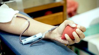 Ministerio de Salud insta a la donación de sangre, al menos dos veces al año