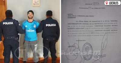 """Ordenan la liberación de """"Py Guasu"""", a pesar de varias denuncias en su contra"""