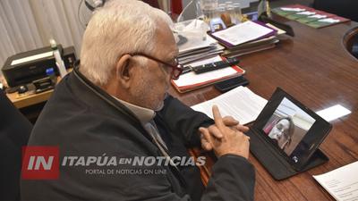 CONFIRMAN DESEMBOLSO DE BECAS EBY-GOBERNACIÓN PARA ESTE 2020