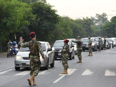 Fiscalía imputa a militar con Covid-19 que contagió a varias personas