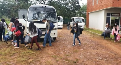 Dan alta a 26 personas que guardaban cuarentena en el Parque Azulgrana