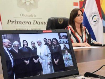 Jóvenes y primeras damas unirán sus voces en ciberencuentro mundial con el Papa Francisco