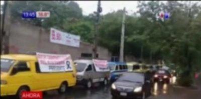 Covid-19: Transportistas escolares reclaman la desidia del estado