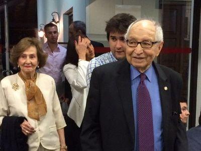 Fallece a los 95 años el ex constituyente Federico Callizo